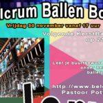 Belcrum Ballen Borrel